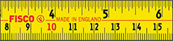 Metric English Short Tape Blade 13mm wide