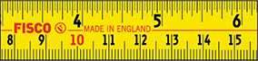 Metric English Short Tape Blade 19mm wide