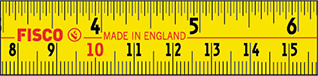 Metric English Short Tape Blade 25mm wide